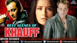 Best Scenes Of Khauff | Sanjay Dutt, Manisha Koirala | Blockbuster Bollywood Action Scenes 2017