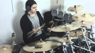 Led Zeppelin - Stairway to Heaven - Drum Cover (Take 1)