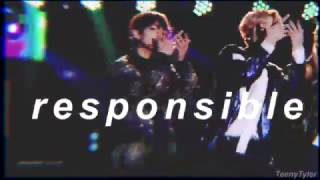 Taehyung  ─ ain't my fault  ⌈fmv⌋