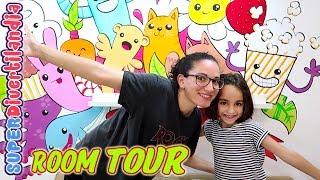 Room Tour SUPERDivertilandia con Andrea!