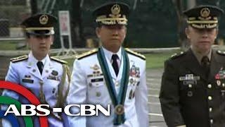 Bandila: Año, magreretiro nang maaga sa AFP