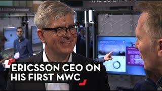 Ericsson's CEO on 5G, Trucks & More