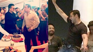 Salman Khan's 52nd Birthday Party in Panvel FarmHouse (LEAKED Inside Video)