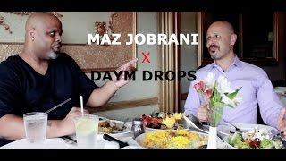 Darya Persian Food Review feat. Daym Drops | Maz Jobrani