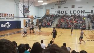 Students Vs Teachers Basketball Game Part 1