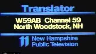WENH-11 Translator Slide -1986