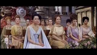 Cleopatra Part 9 (1963) & Cleopatra's entrance into Rome