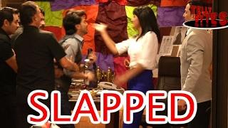 SLAPPED ! Aryaan SLAPPED by Sanchi in Ek Rishta Sanjhedari Ka!