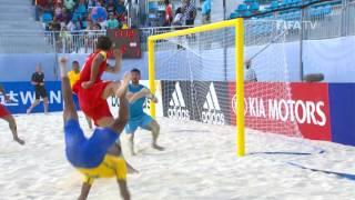 Match 7: Brazil v Tahiti - FIFA Beach Soccer World Cup 2017