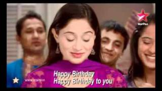 Navya's B'day celebration VM-Happy Birthday(NSYNC)