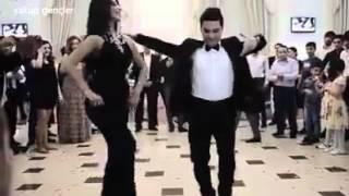 رقص فرح اذربيجان محترف