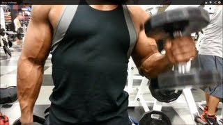 Bicep Challenge For More Size