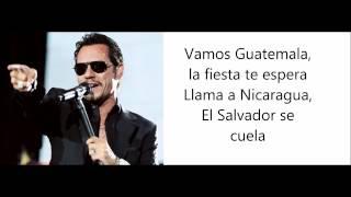 La Gozadera - gente de zona ft marc anthony lyrics - letra