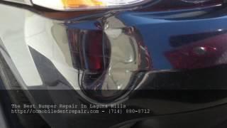 Laguna Hills Mercedes Bumper Repair - (714) 880-8712