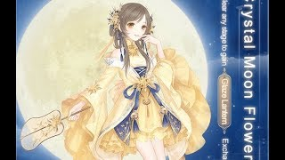 Love Nikki - Crystal Moon Flower Event - Complete Moon Chaser Suit