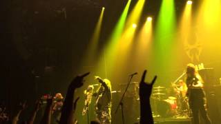 2015.10.20 Soulfly (full live concert) [Gramercy Theatre, New York]