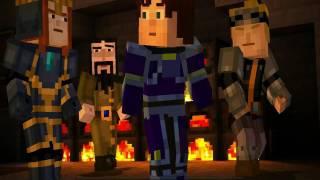 Minecraft Story Mode прохождение Episode 6 (Full)