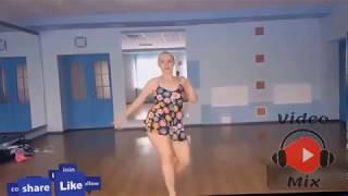 رقص ولا اروع بنت روسية ترقص علي مهرجان لا لا مكسرة الدنيا