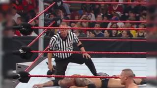 WWE John Cena vs. Batista in an I Quit match | Full Match HD Video