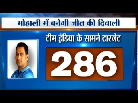 India vs New Zealand, 3rd ODI: MS Dhoni's Team to Chase 286 Runs Target | Cricket Ki Baat