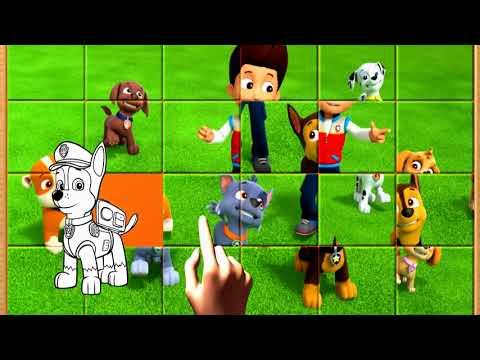 Xxx Mp4 Xnxx Paw Patrol Game Video For Kids Nice Blocks Puzzle 3gp Sex