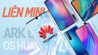 Xiaomi và Vivo thử nghiệm OS từ Huawei nhanh hơn Android 60%