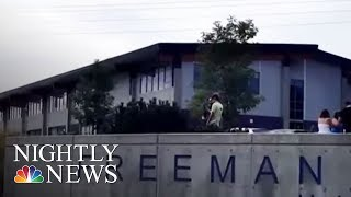 One Student Killed, Three Injured In Washington State School Shooting | NBC Nightly News