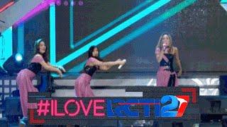 Trio Macan  - Macan Ternak, Yuk Goyang dulu [I LOVE RCTI 27] [15 Agustus 2016]