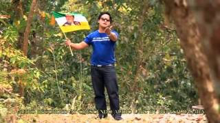M P Election song in favour of BJP (Darjeeling) by GJMM