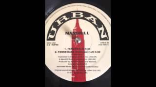 """MANDRILL """"Fencewalk"""" (instrumental)"""