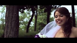 Невеста в платье KIRSTEN от TM OKSANA MUKHA  Dmitrii & Anna The Time Of My Life HD