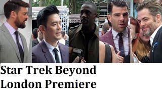 Star Trek Beyond - London Premiere | Casual Beauty UK