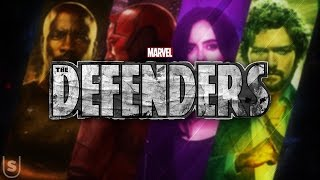 The Defenders - Trailer (Fan Made)