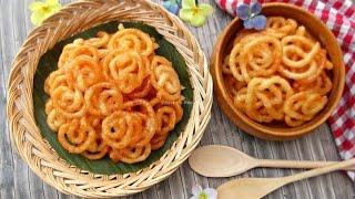 বাংলাদেশী জিলাপি || Jilapi ||  Crispy  Jalebi || Bangali style Homemade Jilapi recipe