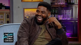 Ron Funches Has Eyes on the WWE