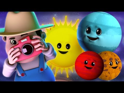 planet lagu | belajar planet | lagu pendidikan | sajak anak-anak | Nursery Rhyme | Planets Song