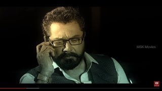 Smitha Catches Kidnapper and Surrenders To Sarathkumar - Chennaiyil Oru Naal 2 Tamil Latest Movie