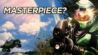Is Halo: Combat Evolved A Masterpiece?!