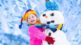 Просто снігопад ❄️ Дитяча пісенька (Ukrainian)