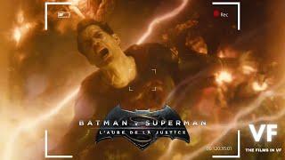 BATMAN V SUPERMAN : Mort de Superman (FR)