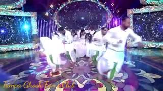 Star Jalsha Parivaar Award 2017...★Best of Tumpa Ghosh★ Performance -1