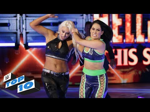 Top 10 SmackDown LIVE moments WWE Top 10 September 11 2018