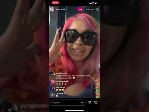 Xxx Mp4 Cardi B TALKS TRIP PUERTO RICO COMPANY THAT SELLS HER PICTURES SEX 3gp Sex