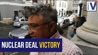 'This is a victory against corruption' – Zackie Achmat on nuclear deal case ruling