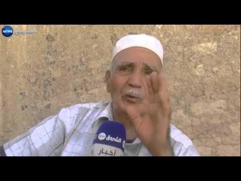 بسكرة عجوز تعود إلى أهلها بعد 40 سنة بفضل الشروق تي في
