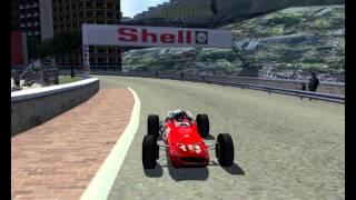 Lorenzo Bandini 1967 Monaco Grand Prix Monte Carlo MON Lets Race Formula 1 1960S Mod F1 Challenge 99-02 Championship season F1C GP year 2 full rFactor GPL 4 3 2013 Legends 2014 2015 4-13-13 (2)