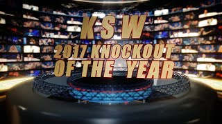 KSW 2017 Knockouts of the Year