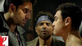 Dialogue Promo   Chor Aur Police   DHOOM:3   Aamir Khan   Abhishek Bachchan   Uday Chopra