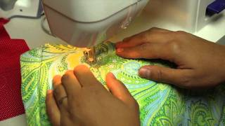 How to make a pot holder or oven mitt