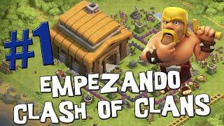 Presentación - Empezando Clash of Clans con Android #1 [Español]
